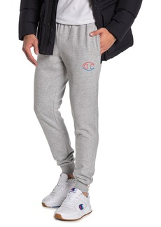Champion Powerblend Graphic Logo Joggers