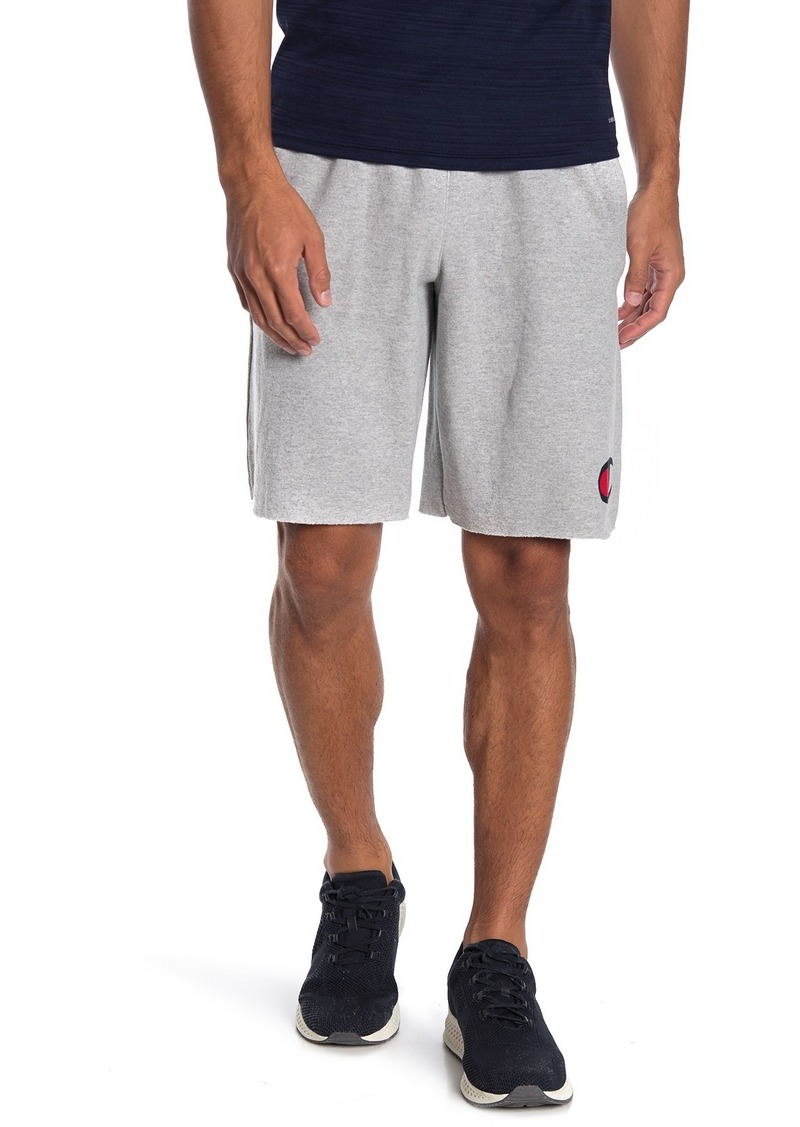 Champion Powerblend Logo Shorts