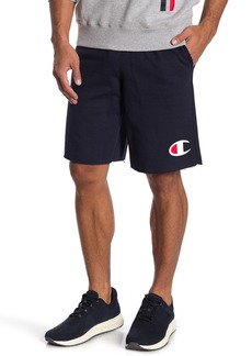 Champion Powerblend Logo Shorts