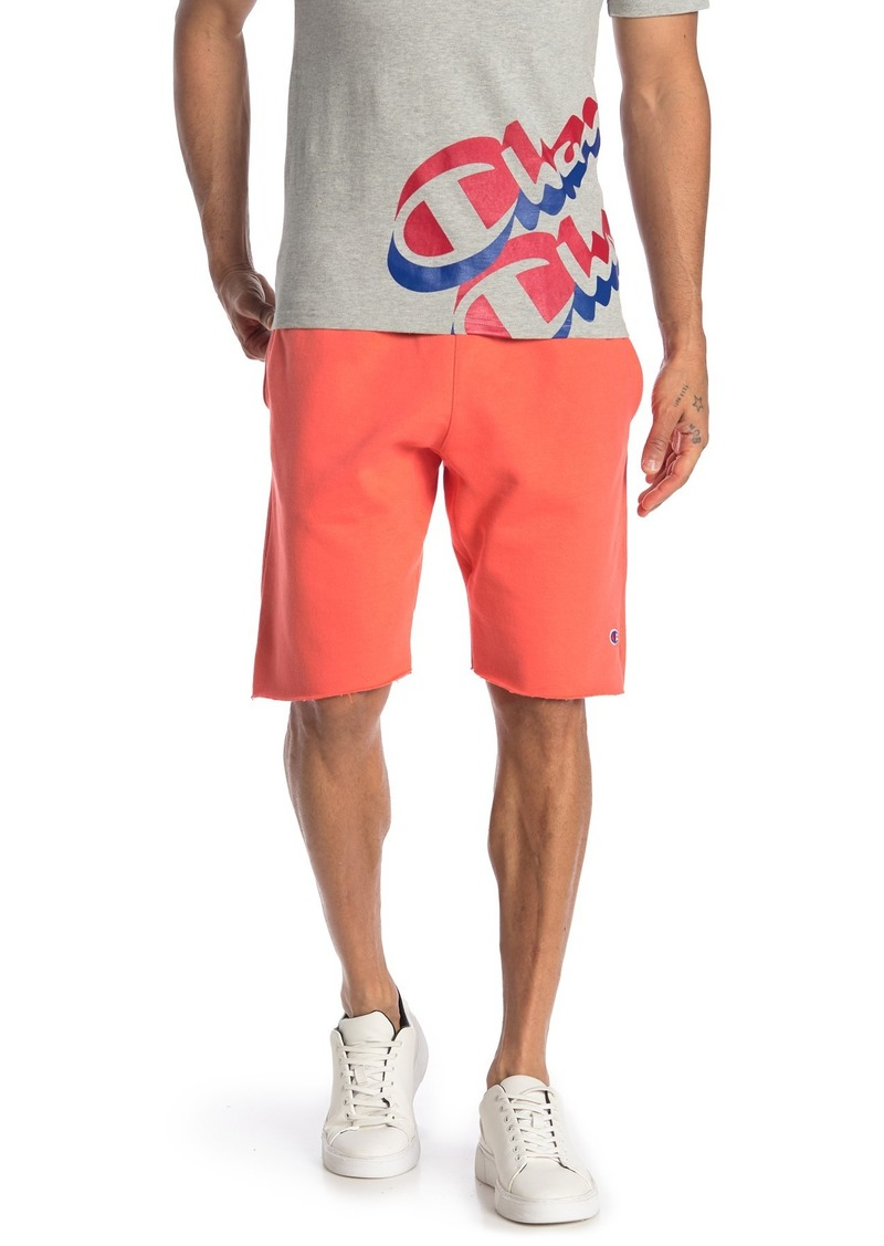 Champion Reverse Weave Cutoff Shorts