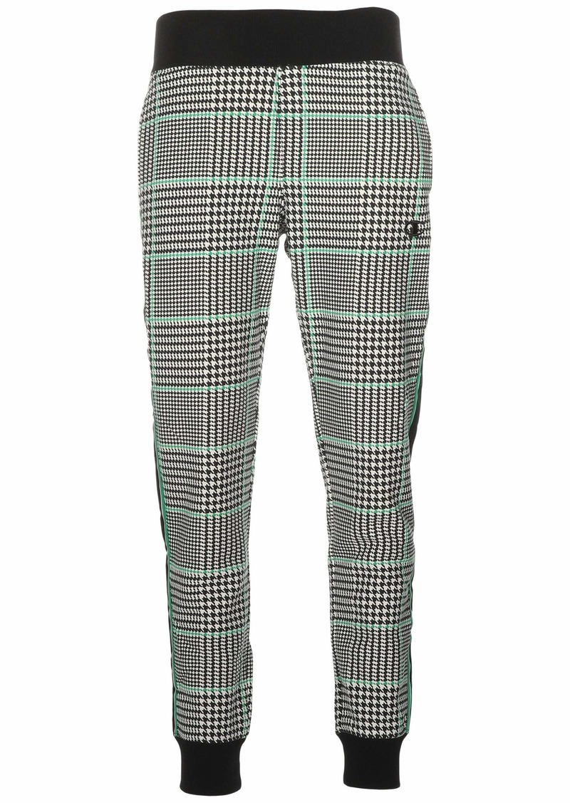 Champion Reverse Weave® Jogger - Houndstooth All Over Print w/ Haberdashery Taping