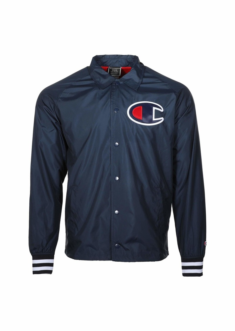 Champion Satin Coaches Jacket