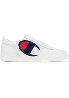 Champion side logo sneakers