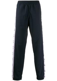 Champion side logo stripe track trousers