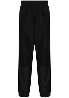 Champion tonal-panel tapered track pants