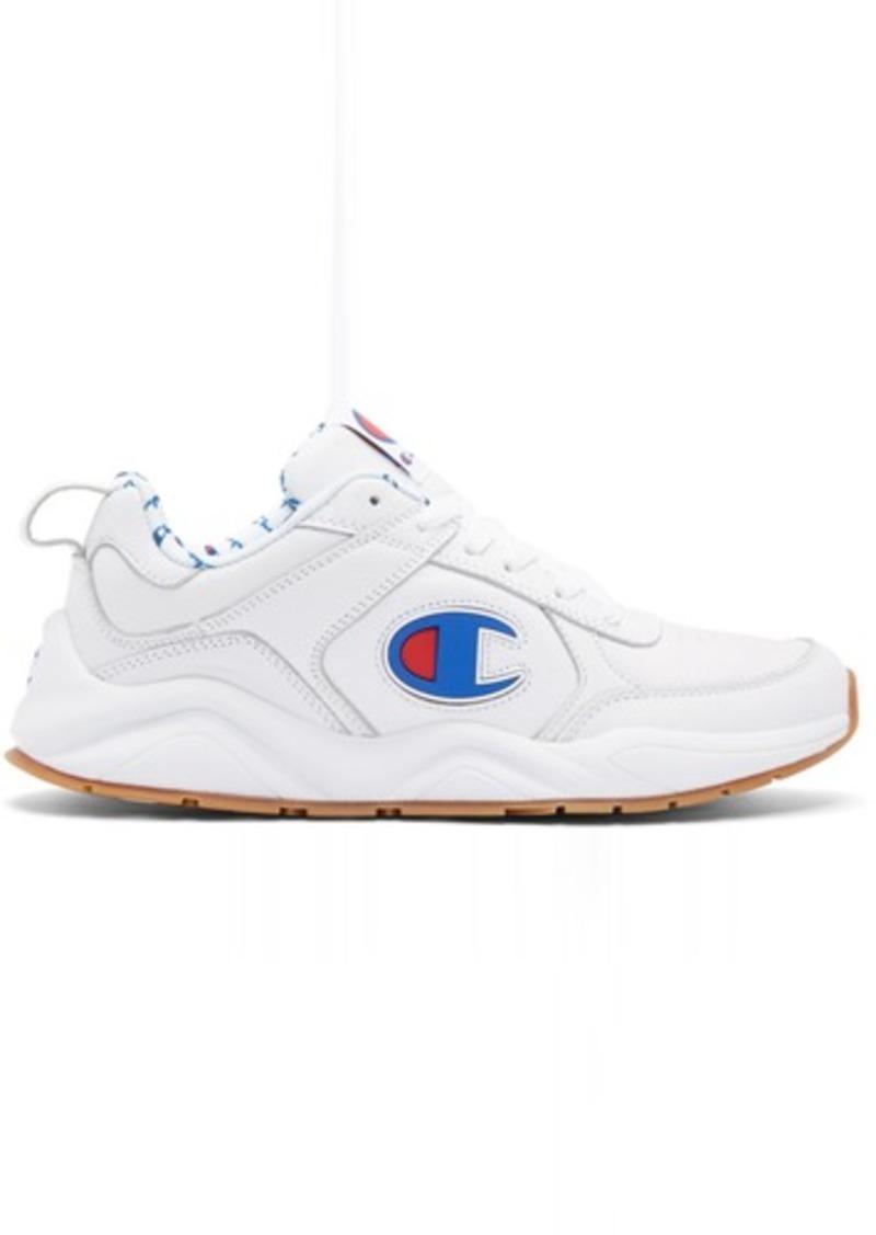 cc8cb7183 Champion White 93Eighteen Big C Sneakers