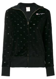 Champion zip front track jacket