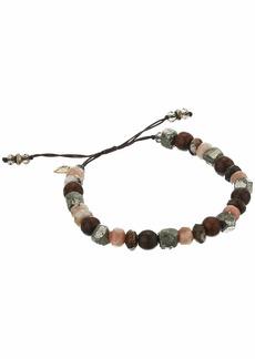 "Chan Luu 6"" Pull Tie Bracelet with Semi Precious Stones"