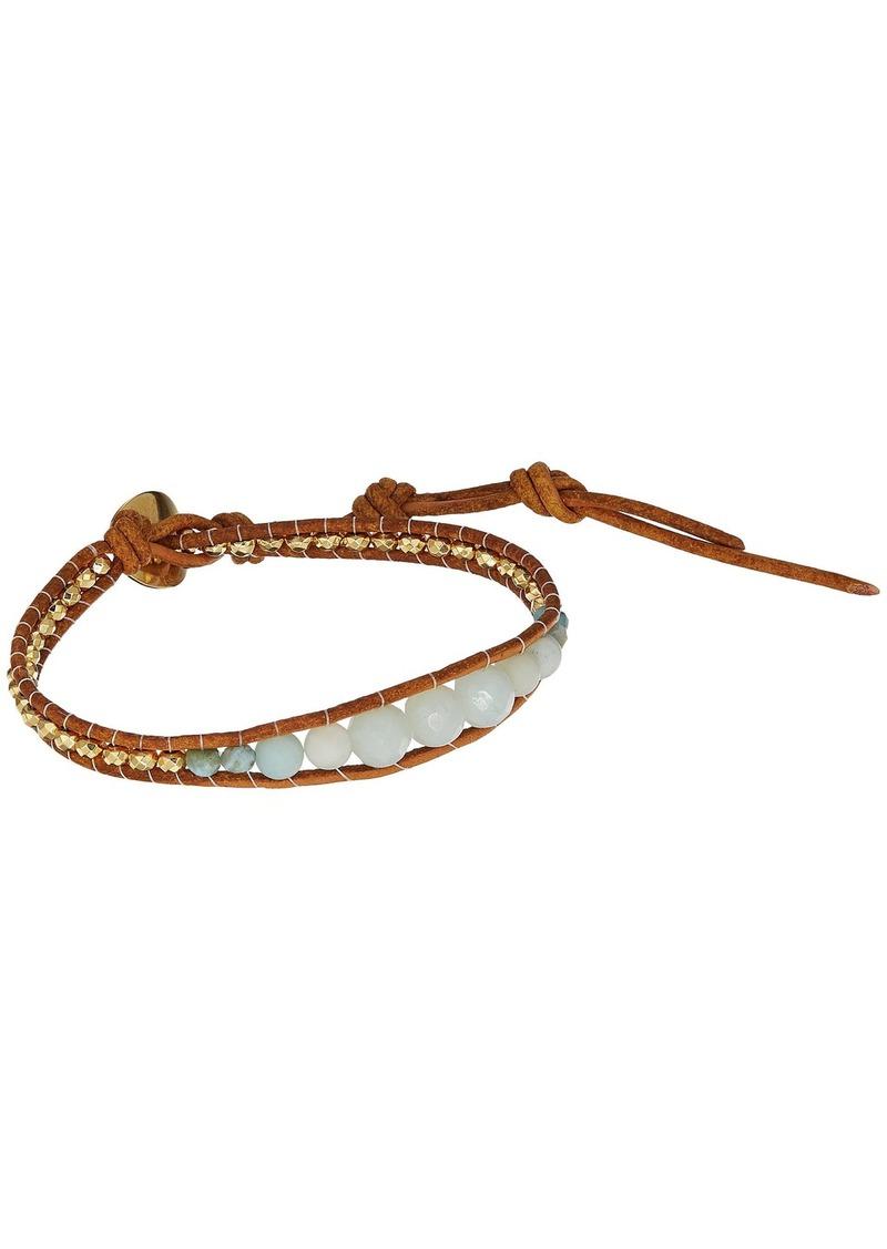 Chan Luu Amazonite Mix Bracelet