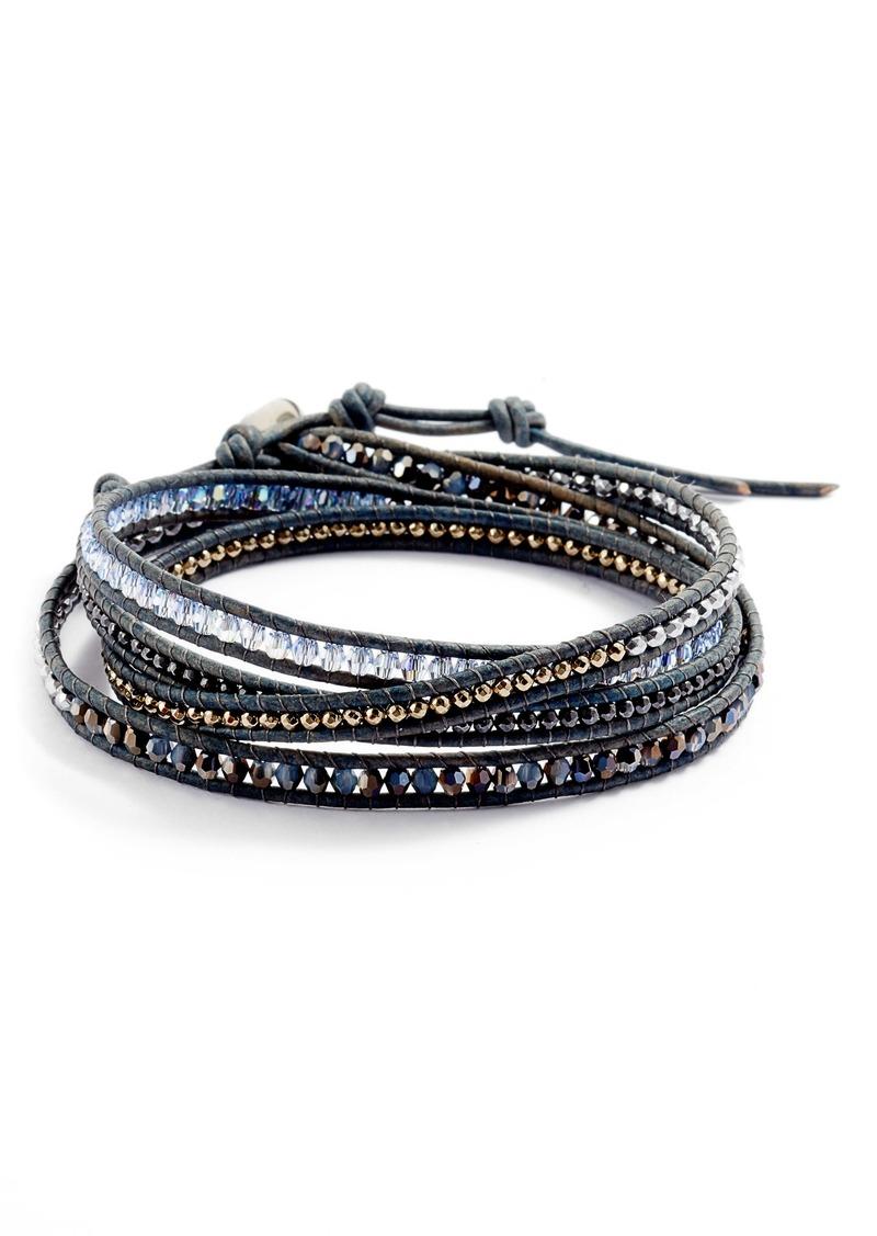 Chan Luu 5-Wrap Bracelet