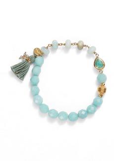 Chan Luu Amazonite Stretch Bracelet
