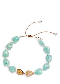 Chan Luu Beaded Slider Bracelet