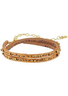 Chan Luu Citadel Mix Double Wrap Bracelet
