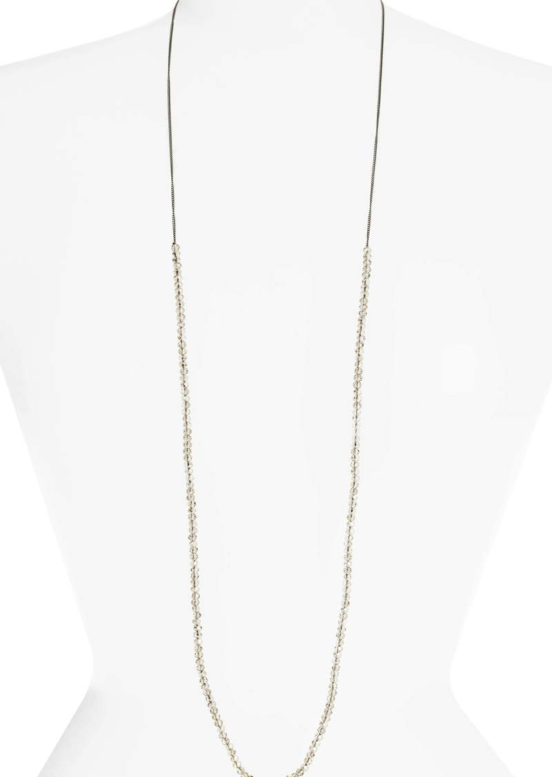 Chan Luu Crystal Layering Necklace
