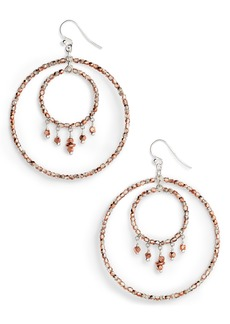 Chan Luu Double Hoop Earrings