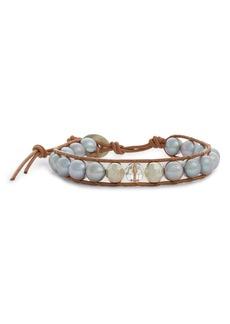 Chan Luu Freshwater Pearl Adjustable Bracelet