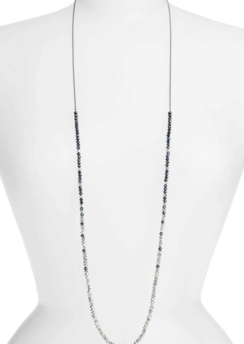 Chan Luu Long Beaded Necklace
