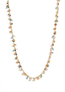 Chan Luu Mixed Crystal Necklace