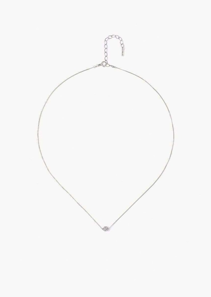 Chan Luu Sterling Silver Necklace