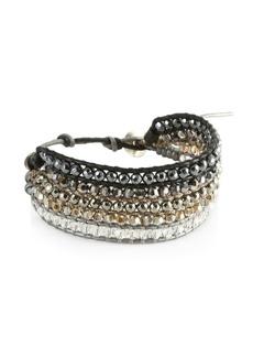 Chan Luu Hematite Mix Bracelet