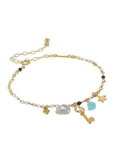 Chan Luu Key Charm Bracelet