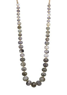 Chan Luu Labradorite Adjustable Necklace