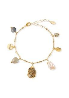 Chan Luu Multi-Charm Bracelet