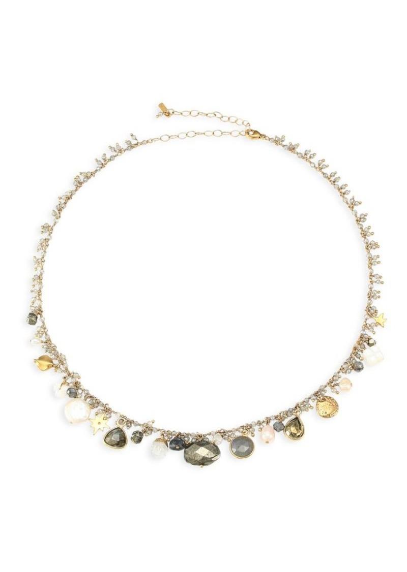 Chan Luu Multi-Stone Mix Necklace