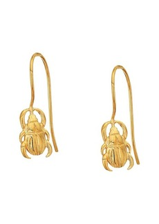 Chan Luu Scarab Earrings