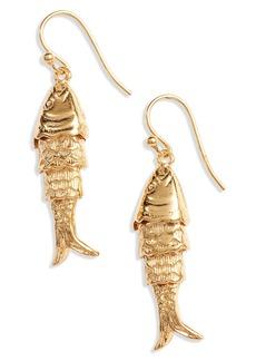 Women's Chan Luu Fish Drop Earrings