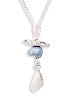 Women's Chan Luu Freshwater Pearl Pendant Necklace