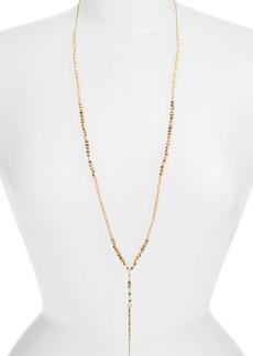 Women's Chan Luu Multistone Dagger Necklace