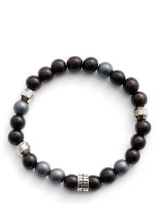 Women's Chan Luu Stone & Sterling Silver Men's Stretch Bracelet
