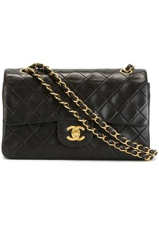 Chanel quilted 2.55 shoulder bag