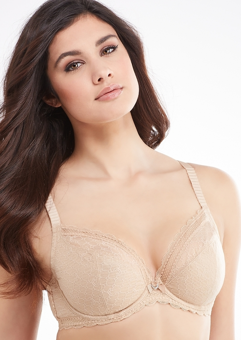 Chantelle + C Chic Sexy Convertible Push-Up Bra