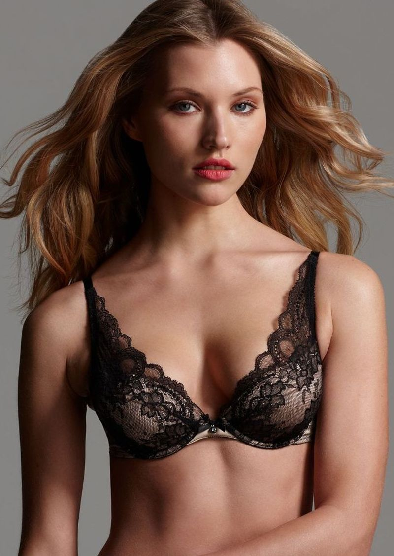 Chantelle Bra - Paris Paris Push Up #1931