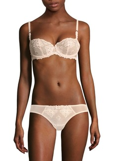 Chantelle Champs Elysses Lace Unlined Demi Bra