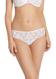 Chantelle Intimates Lace Tanga