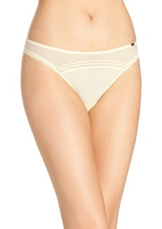 Chantelle Intimates Parisian Tanga Thong