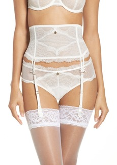 Chantelle Intimates Presage Garter Belt