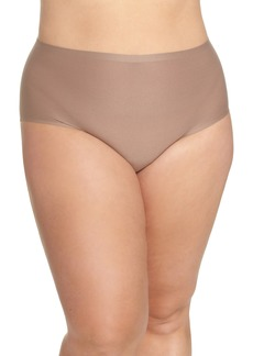 Chantelle Intimates Soft Stretch High Waist Seamless Briefs (Plus Size)