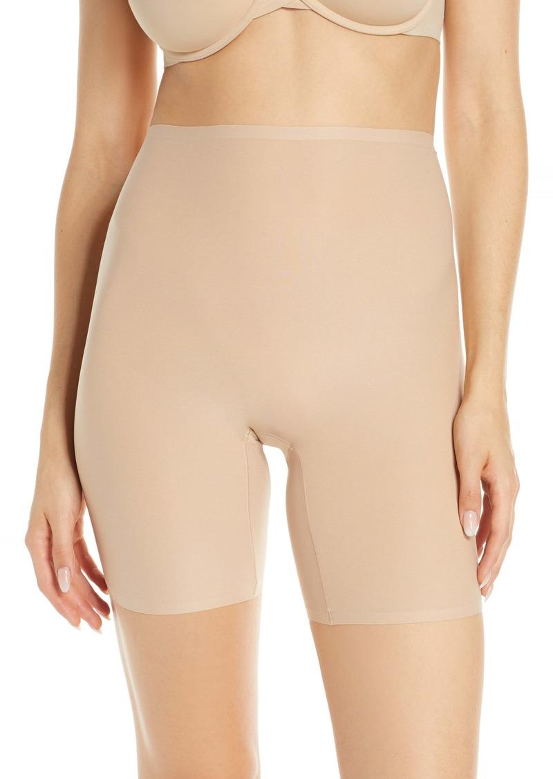 Chantelle Lingerie Soft Stretch Seamless High Waist Mid-Thigh Shorts
