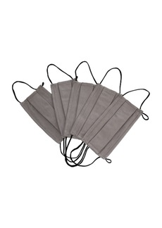 Chantelle Adult Reusable Face Mask, Pack of 5