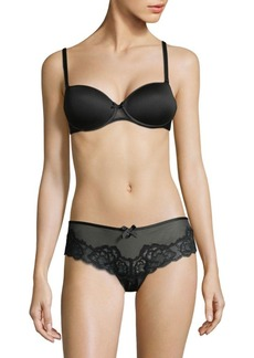 Modern Invisible Smooth Custom Fit Convertible Demi Bra