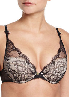 Chantelle Présage Lace Push-Up Bra