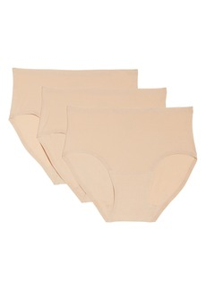 Chantelle Soft Stretch 3-Pack Seamless Hipster Briefs