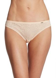 Chantelle Molitor Lace Cheeky Bikini Bottom