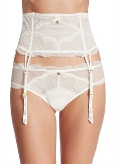 Chantelle Presage Lace Garter Belt