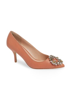 Charles David Anina Crystal Embellished Pump (Women)