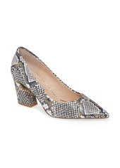 Charles David Arsenal Pointed Toe Pump (Women)